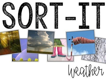 Sort-It! Weather