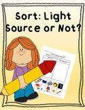 Sort: Light Source or Not?