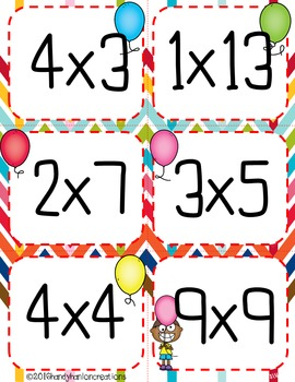 Sort-O Sequencing Multiplication Products Game