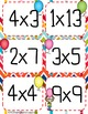 Sequencing Multiplication Products Game