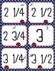 Sort-O The Sorting Game Kids Will Love- Quarter Fractions
