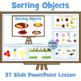 Sort Objects: PowerPoint Lesson