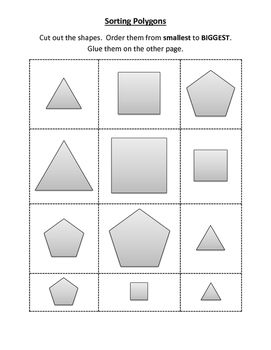 Sort Polygons by Size