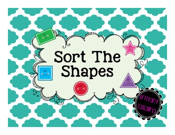 Sort The Shapes
