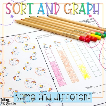 Graphing Early Math and Language Skills for Speech Therapy
