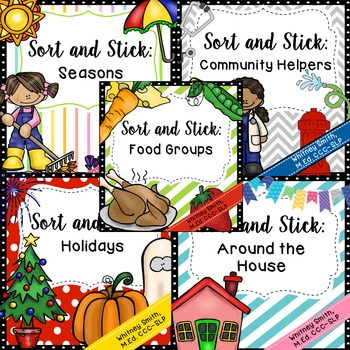 Sort and Stick Bundle