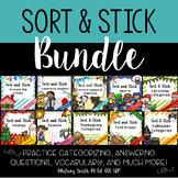 Sort and Stick Bundle