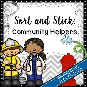 Sort and Stick: My Community