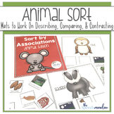 Sort by Associations: Animal Edition