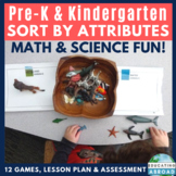 Sort by Attribute: Science-linked math activities for sorting and classifying