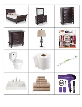 Rooms - Sort by Room / Room Associations