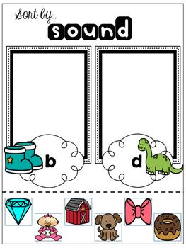 Sort by Sound
