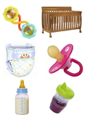 Sort by category - baby items (6 of 7)