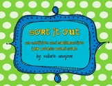Sort it Out: An Addition and Subtraction Key Words Word Sort