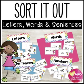 Letter, Word and Sentence Sort