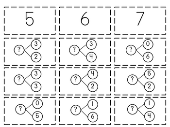 Sort it Out: Number Bonds to 10