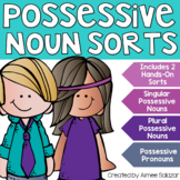Possessive Noun Sorts