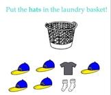 Sort the Laundry!