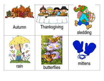 Sort the Seasons Write the Room - Editable
