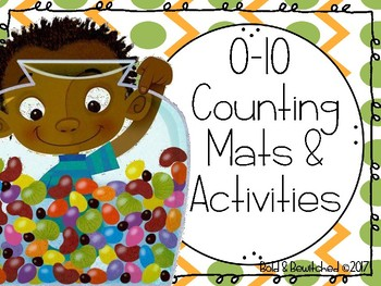 Sorting 0-10 Math Centers & Activities