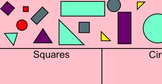 Sorting 2D Shapes (SMART lesson)