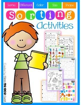 Sorting Activities