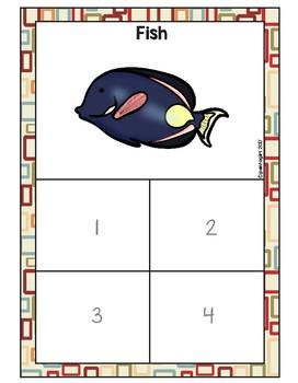 Sorting Activities Animal Group Bird and Fish Part 2