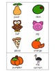 Sorting Activities Posters and Worksheets Alphabet O and P