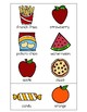 Sorting Activities Posters and Worksheets Fruit and Junk Food