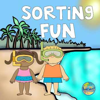 Sorting Activities: Summer Edition