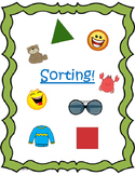 Sorting Activities for Special Education-10 Sorts!