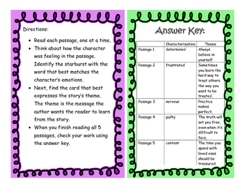 Sorting Activity Connection Characterization and Theme