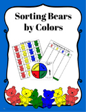 Sorting Activity: Sorting Bears by Color