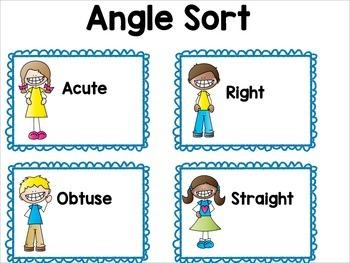 Sorting Angles