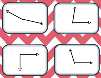 Sorting Angles Task Cards! Geometry