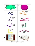 Sorting Angles COMMON CORE ALIGNED 4.MD.C.5
