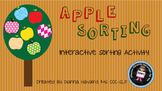 Sorting Apples: An Interactive Sorting Activity