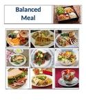 Sorting - Balanced Meal vs. Snacks