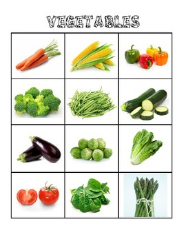 Sorting Between Fruits and Vegetables