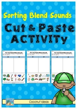 Sorting Blends Sounds
