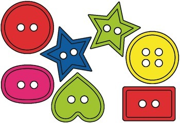 Sorting Button Shapes