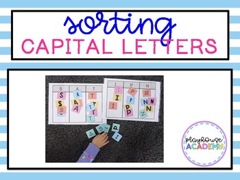 Sorting Capital Letters