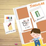 Singular and Plural Sorting Game⎜Singular and Plural Nouns