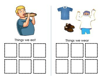 Sorting Cards by Feature, Function and Class