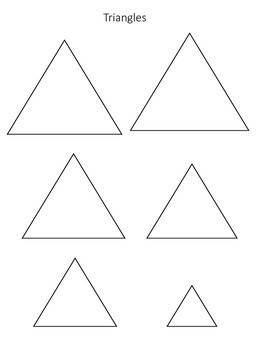 Sorting Center (Shapes)