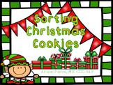 Sorting Christmas Cookies