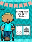 Sorting Clean and Dirty Dishes