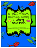 Sorting, Counting, Writing Numbers, Comparing, Gold Fish- Dr. Seuss Themed