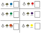 Sorting/ Counting color sheet