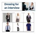 Sorting - Dressing for school vs. interview